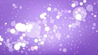 Purple Blur Lights Background