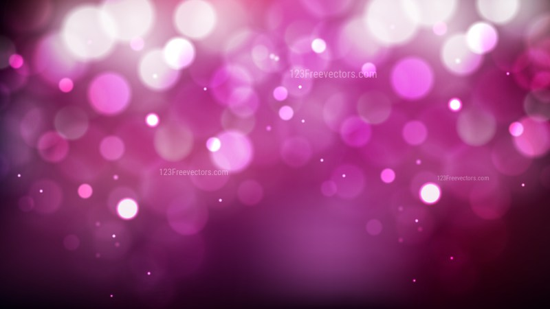 Purple and Black Defocused Background Illustration