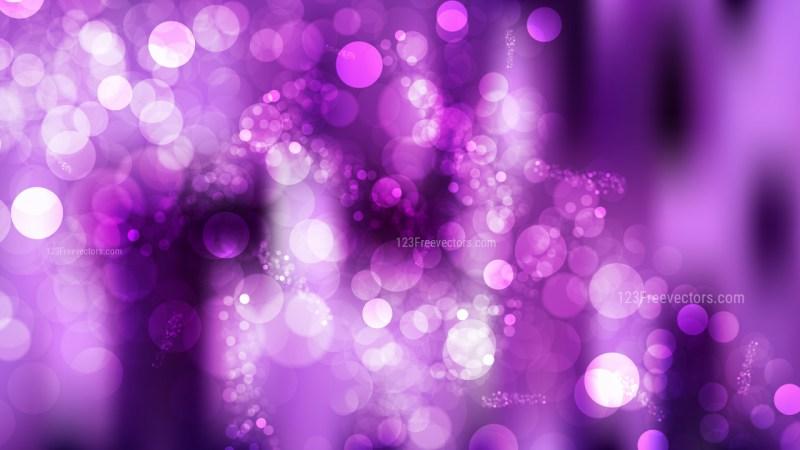 Purple and Black Defocused Background Image