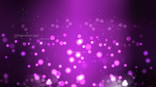 Abstract Purple and Black Blur Lights Background Graphic