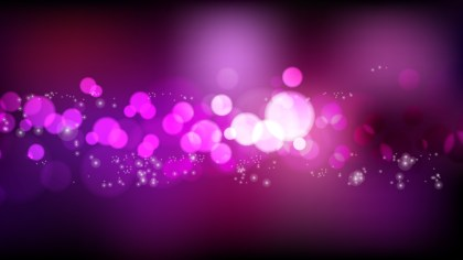 Abstract Purple and Black Lights Background Image