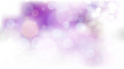 Abstract Purple and White Blur Lights Background Illustrator