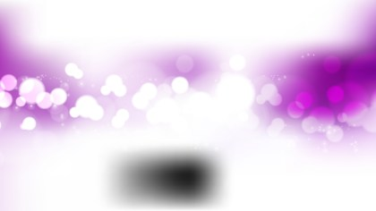 Purple and White Blur Lights Background