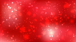 Red Blur Lights Background Graphic