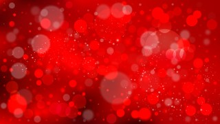 Red Blur Lights Background Vector
