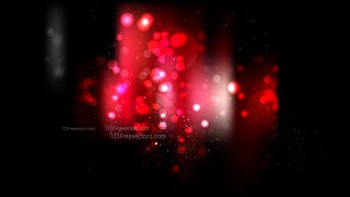Abstract Red and Black Illuminated Background