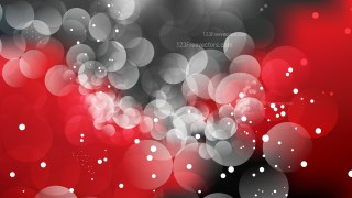 Red and Black Blur Lights Background