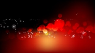 Red and Black Blur Lights Background Vector Graphic