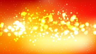 Abstract Red and Yellow Defocused Background Vector Art