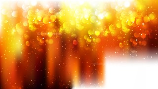 Red White and Yellow Blur Lights Background Graphic