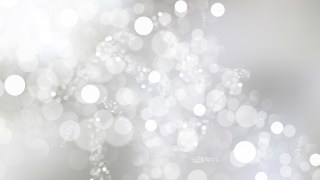 Abstract White Lights Background Image
