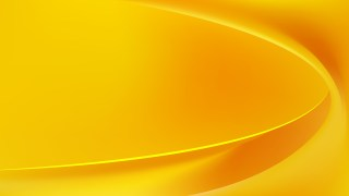 Amber Color Abstract Wave Background