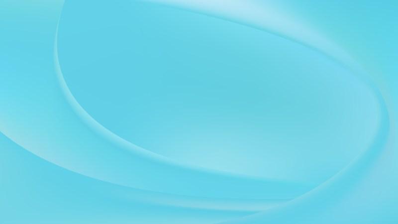 Baby Blue Wave Background