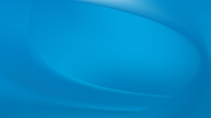 Glowing Blue Wave Background