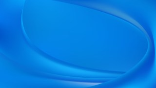 Abstract Blue Shiny Wave Background Graphic