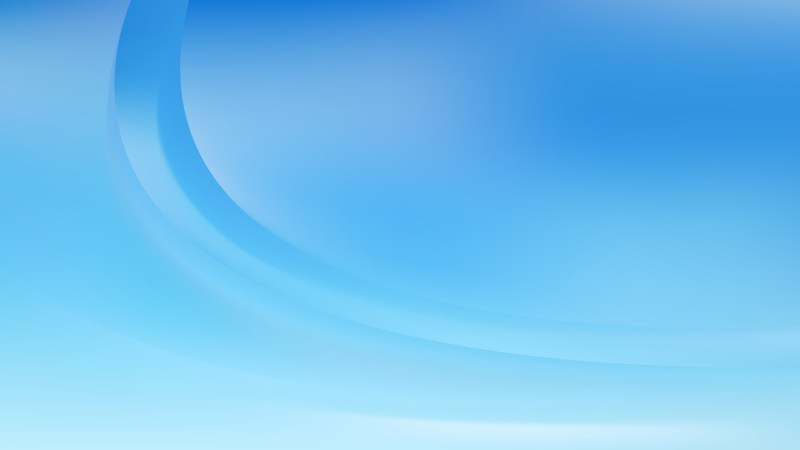Blue Wavy Background Design