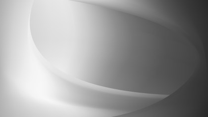 Abstract Bright Grey Wave Background