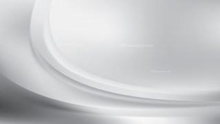Bright Grey Curve Background