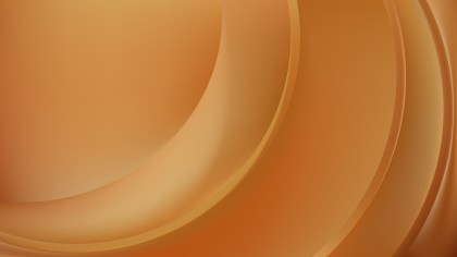 Abstract Brown Curve Background Vector Art