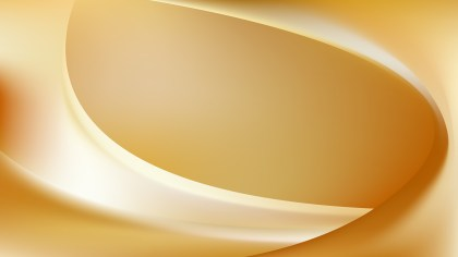 Abstract Brown Wave Background Template Vector Graphic