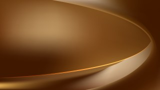 Brown Abstract Wave Background Template