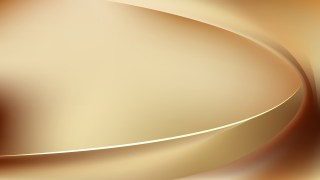 Brown Abstract Wavy Background Illustrator