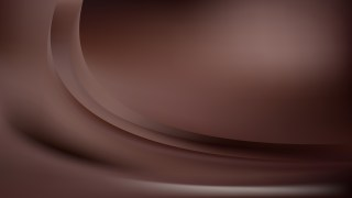 Coffee Brown Abstract Curve Background Vector Art
