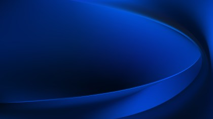 Cool Blue Curve Background Image