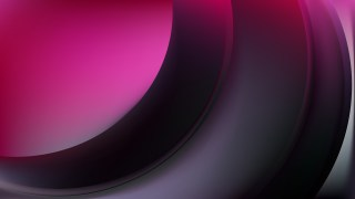 Cool Pink Wave Background