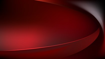 Cool Red Wave Background Template Illustrator