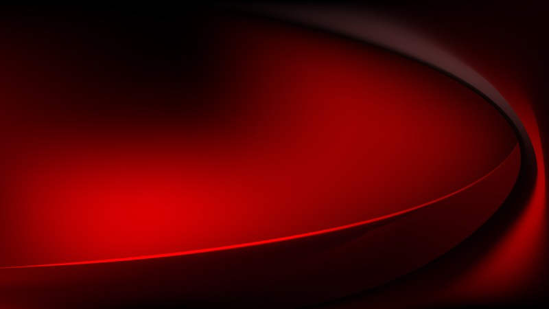 Cool Red Wavy Background Vector