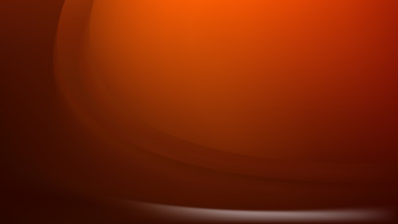 Glowing Copper Color Wave Background Vector Graphic