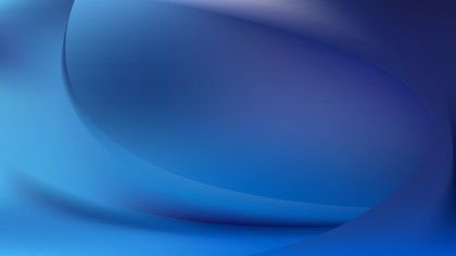 Dark Blue Abstract Curve Background