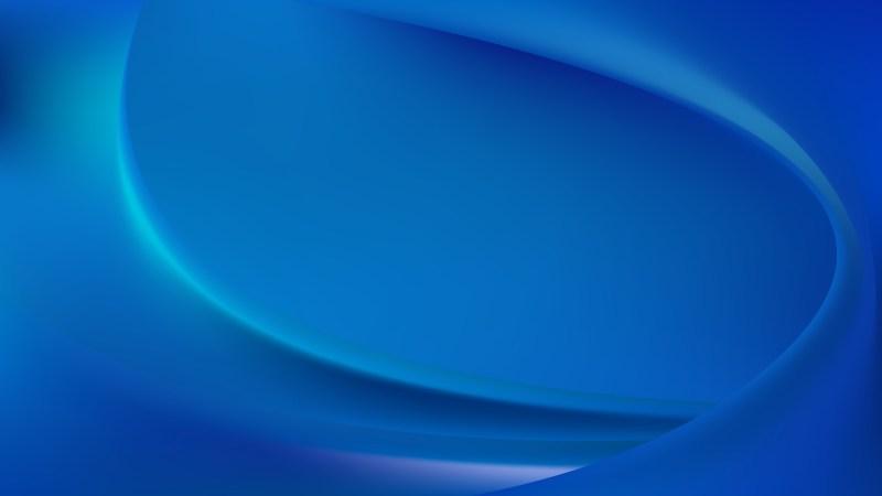Dark Blue Wave Background Vector Art