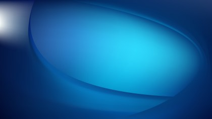 Dark Blue Abstract Wave Background Template Illustrator