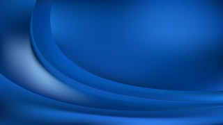 Dark Blue Abstract Wave Background
