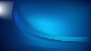 Abstract Dark Blue Curve Background