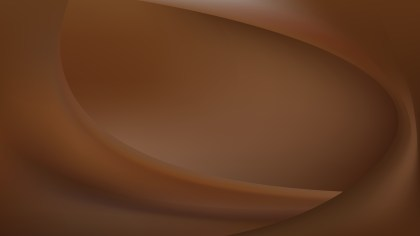 Dark Brown Abstract Wave Background