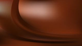 Abstract Dark Brown Shiny Wave Background