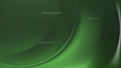 Dark Green Curve Background Image