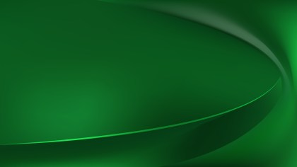 Dark Green Wave Background Image