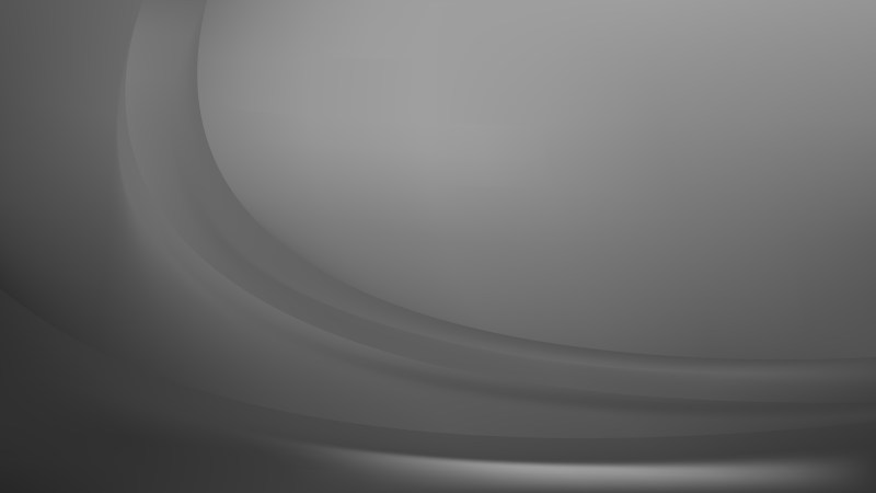 Dark Grey Curve Background Vector Image