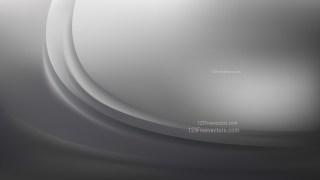 Glowing Abstract Dark Grey Wave Background Illustrator