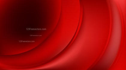 Dark Red Abstract Wave Background
