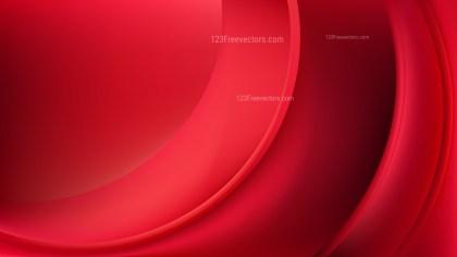 Dark Red Abstract Wavy Background Design