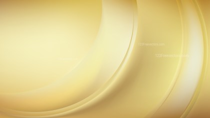 Gold Abstract Wavy Background Design