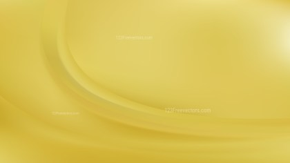 Abstract Gold Curve Background Illustration