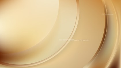 Gold Abstract Wave Background