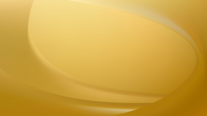 Abstract Gold Shiny Wave Background