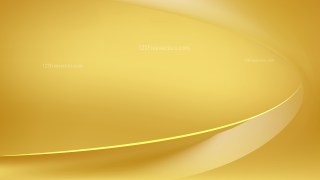 Abstract Glowing Gold Wave Background Vector Graphic